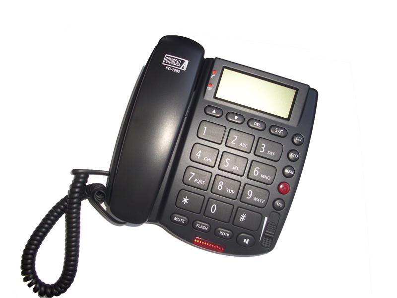 big button caller id phone fc 1202