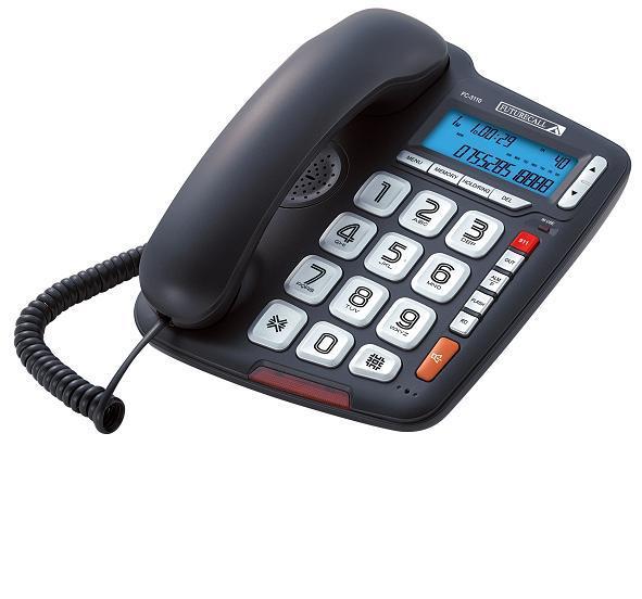 Key Ring Phone Caller